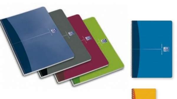 Catálogo de cuadernos