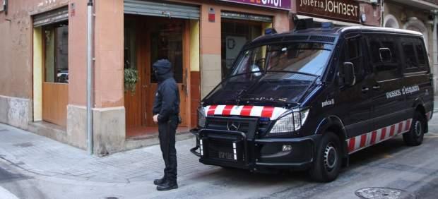 Operación policial contra las bandas latinas