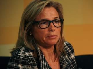 Joana Ortega, vicepresidenta del Govern