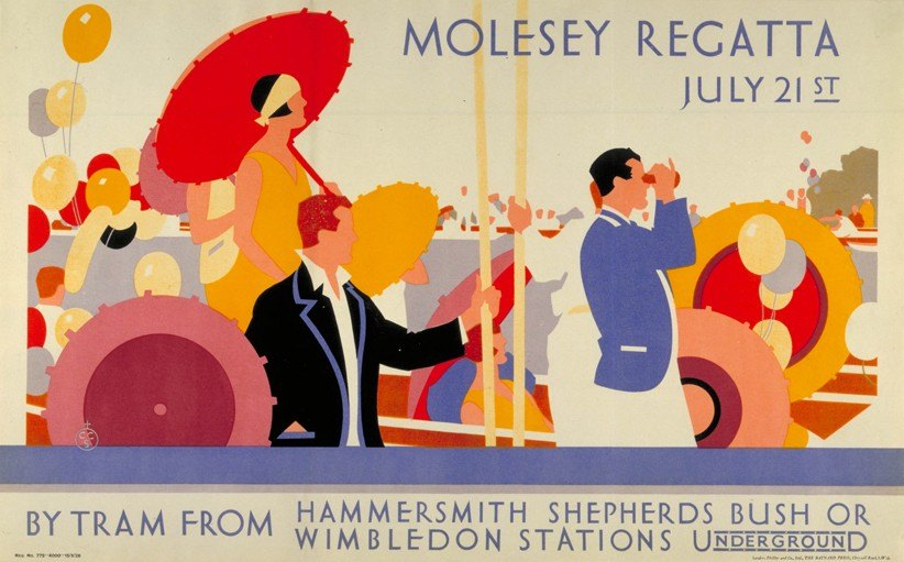 'Molesey Regatta July 21st'