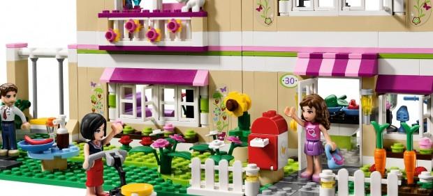 Lego aumenta sus ventas en todo el mundo un 25 gracias a - Lego friends piscina ...