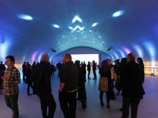 El Auditorio de la Casa del Lector, lugar elegido para la gala