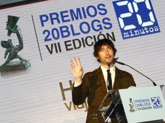 Gala de los Premios 20Blogs