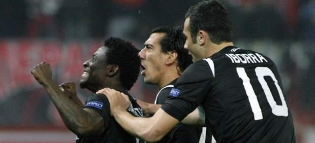 Gol de Martins con el Levante