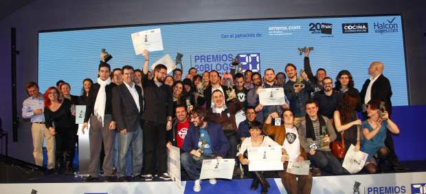 Los Premios 20Blogs 2013 se apuntan a las recetas veganas y al recuerdo de la EGB