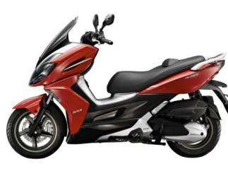 Nueva scooter Kymco K-XCT