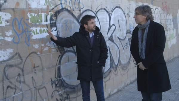 Jordi Évole y David Trueba