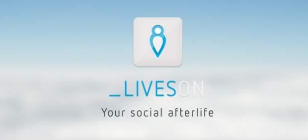 LivesOn invita a mantener una 'vida social' después de morir