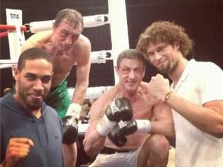 Rocky Balboa vs Toro Sentado