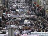 Protestas en Marruecos durante 2011