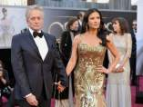 Michael Douglas y Katherine Zeta-Jones
