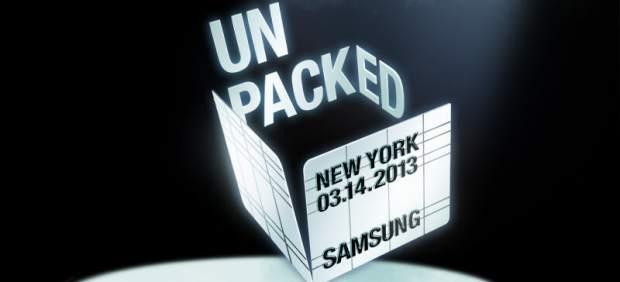 Samsung presentará un nuevo Galaxy el 14 de marzo, probablemente el S IV