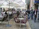 Terrazas de bares en Valencia