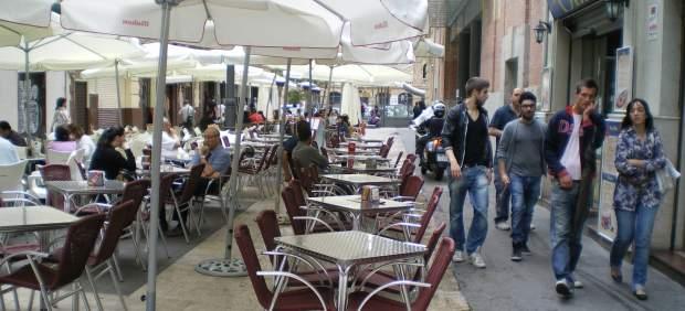 El plan del Ayuntamiento de València para poner coto a las terrazas se iniciará en el Palmar