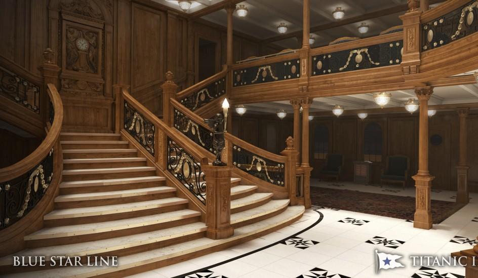 Una réplica del 'Titanic' surcará los mares en 2016