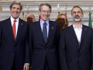 EE UU y Siria