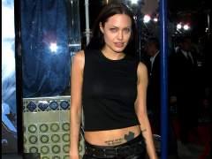 Angelina Jolie, un pasado 'cabeza loca'