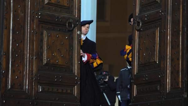 Sede vacante en el Vaticano