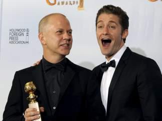 Ryan Murphy y Matthew Morrison