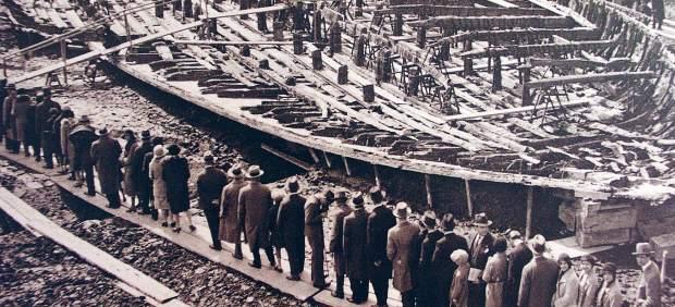 Los barcos de Calígula
