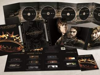 Bodegón DVD