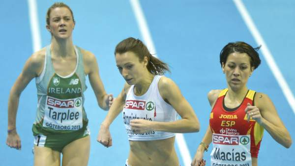 Final 1.500 de los Europeos de Atletismo