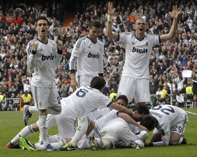 El Real Madrid se ha proclamado campeón de la Copa del Rey 2012 ...