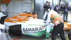 Force India presenta el nuevo VJM06