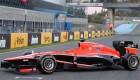 Marussia muestra el nuevo MR02