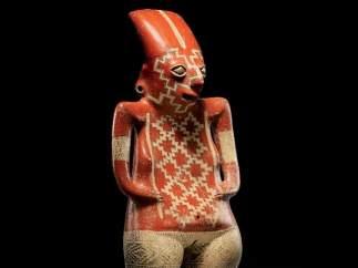 Uno de los objetos de la colección Barbier-Mueller.