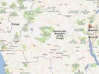 Un avión se estrella al este de la República Democrática del Congo