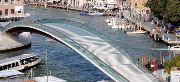 Puente de Santiago Calatrava