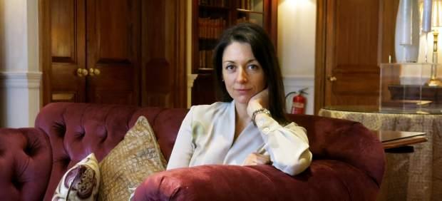 La fotógrafa Mary McCartney, autora de 'Mis recetas caseras'.