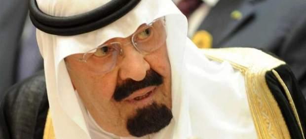 Abdalá bin Abdulaziz, rey de Arabia Saudí