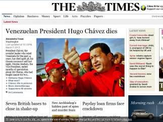 The Times (GRAN BRETAÑA)