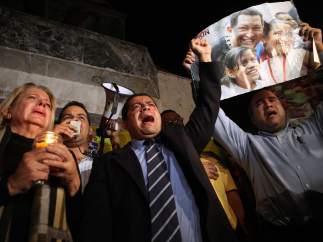 Duelo por Chávez en República Dominicana