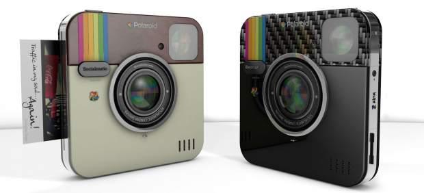 La cámara de Instagram se convierte en una Polaroid real