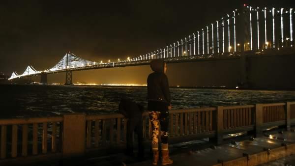 El puente de San Francisco, de estreno