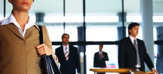Mujer ejecutiva