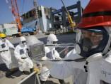 Visita a la central nuclear de Fukushima