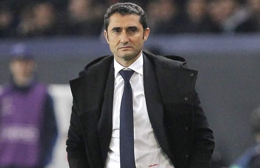 Valverde reclama un esfuerzo al Athletic y pide a tres juagdores de la Premier