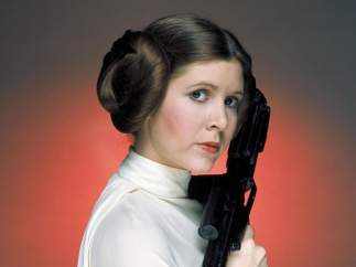 Carrie -Leia- Fisher