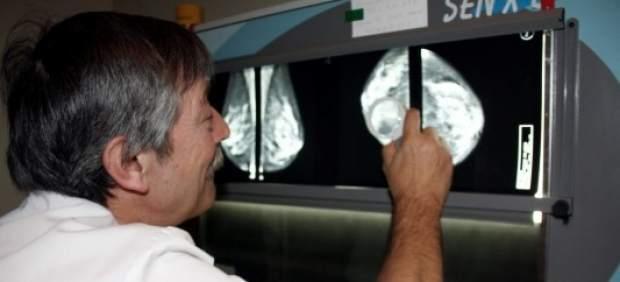 Una mamografía.