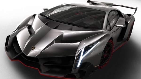Lamborghini aventador 2030