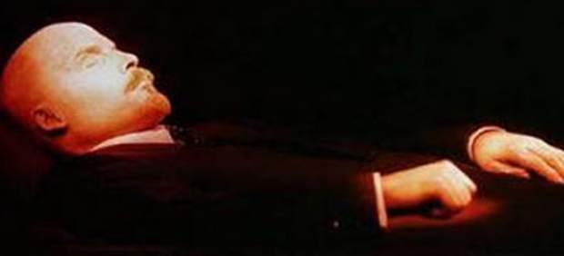 La momia de Lenin
