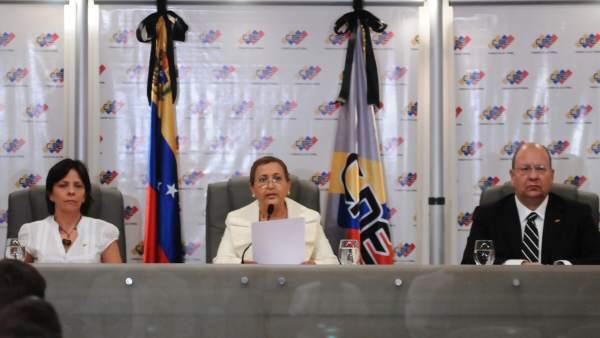 Elecciones en Venezuela el 14 de abril