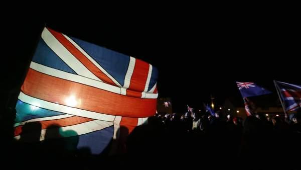 Las Malvinas quieren ser británicas