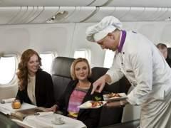 Air Europa, entre los mejores menús de aerolíneas