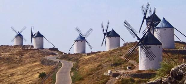 Consuegra, aroma de azafrán a la vera de los molinos del Quijote