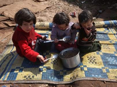 Ni�os sirios